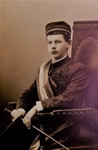 Hans Henzi STudent