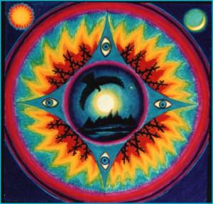 (w)Mandala (Sioux) S
